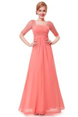 Evening dress Katerina Coral - online fashion store
