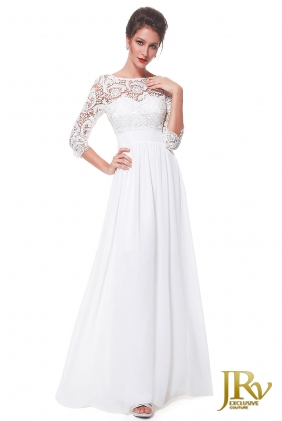 Evening dress  Yvonne White from JRV shop collection EVENING DRESSES