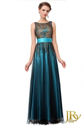 Occasion Dress Celia Light Blue from JRV shop collection OCCASION DRESSES