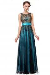Occasion Dress Celia Light Blue - online fashion store