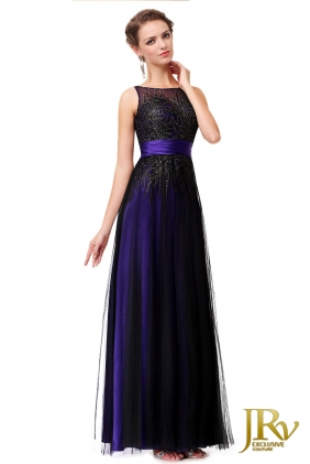 Occasion Dress Celia Purple from JRV shop collection OCCASION DRESSES