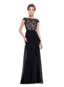 Evening dress Pauline Black