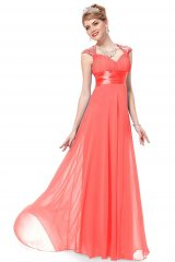 Prom Dress Sweet Dream Coral - online fashion store