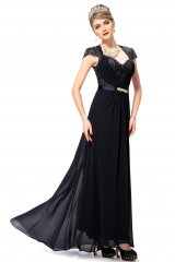 Occasion Dress Kristin Black - online fashion store