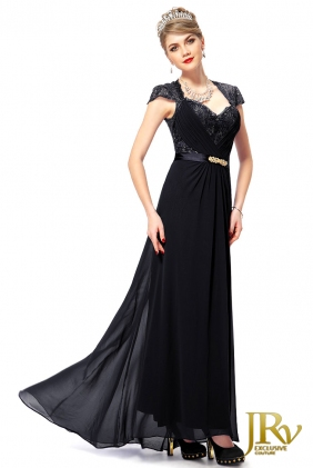 Occasion Dress Kristin Black from JRV shop collection OCCASION DRESSES