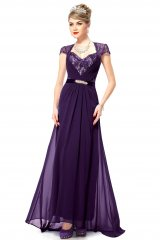 Occasion Dress Kristin Purple - online fashion store
