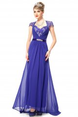 Occasion Dress Kristin Blue - online fashion store