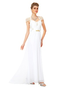 Occasion Dress Kristin White