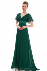 Prom Dress Juliette Green - online fashion store