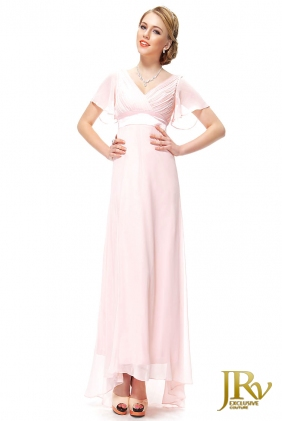 Prom Dress Juliette Pink from JRV shop collection PROM DRESSES