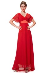Prom Dress Juliette Red - online fashion store