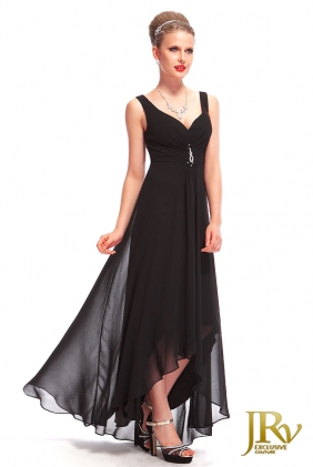 Prom Dress Angelique Black from JRV shop collection PROM DRESSES