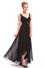 Prom Dress Angelique Black - online fashion store