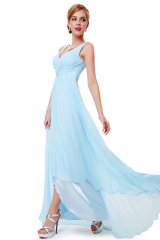 Prom Dress Angelique Baby Blue - online fashion store