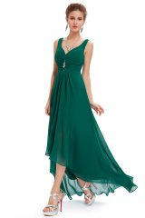 Prom Dress Angelique Green - online fashion store