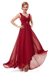 Prom Dress Angelique Red - online fashion store