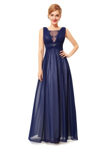 Evening dress Amanda Blue