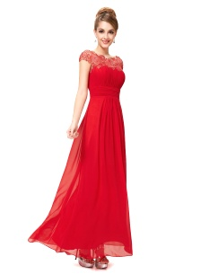 Evening dress Wendy Red