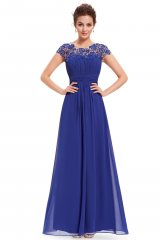 Evening dress Wendy Blue - online fashion store