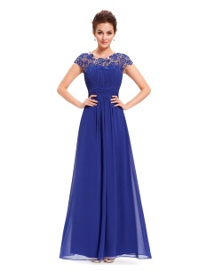 Evening dress Wendy Blue
